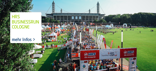 HRS BusinessRun Cologne